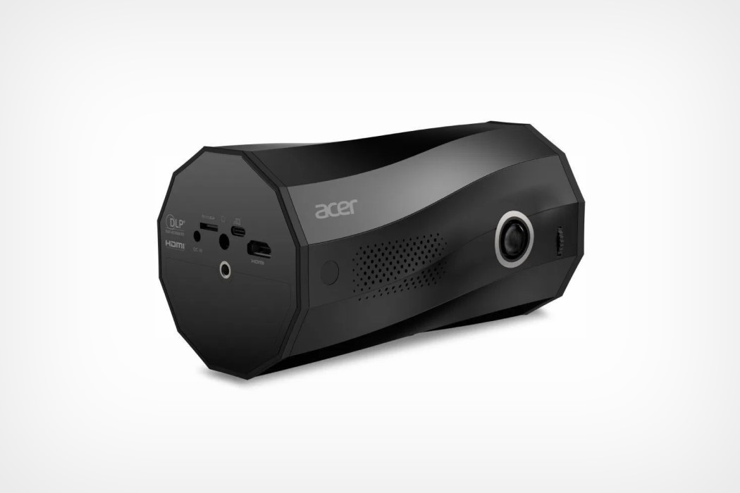 acer projector c250 laying down design and engineering