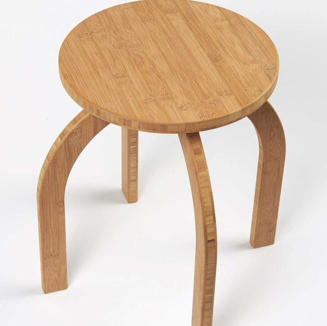 Picture of: This Design Looks Like An Ikea Stool But Doesn T Need Any Tools 123 Design Blog